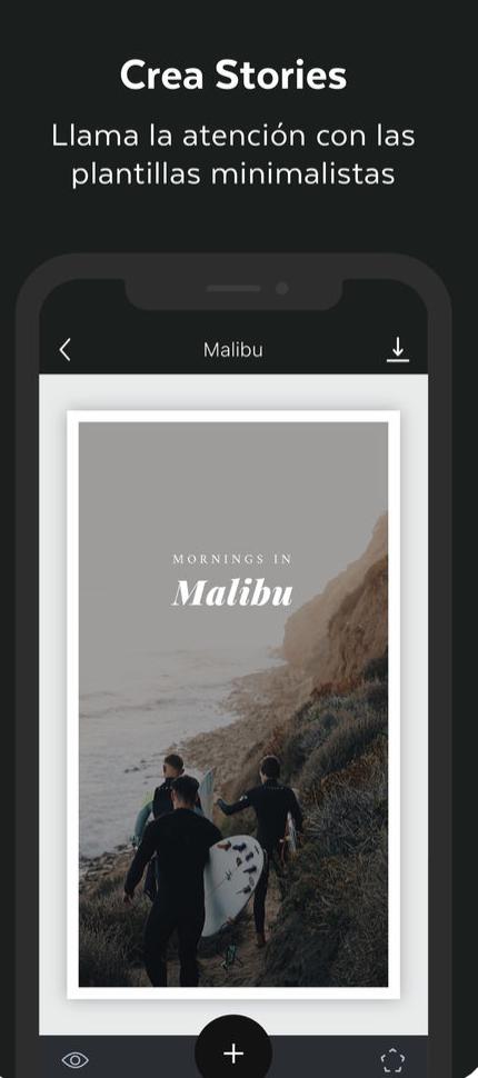 apps para instagram stories unfold