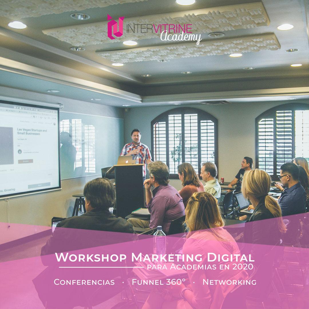 Workshop de Novedades en Marketing Digital para Academias en 2020 1