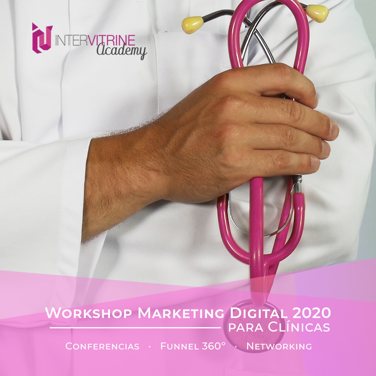 Workshop de Novedades en Marketing Digital para  Clínicas en 2020 1