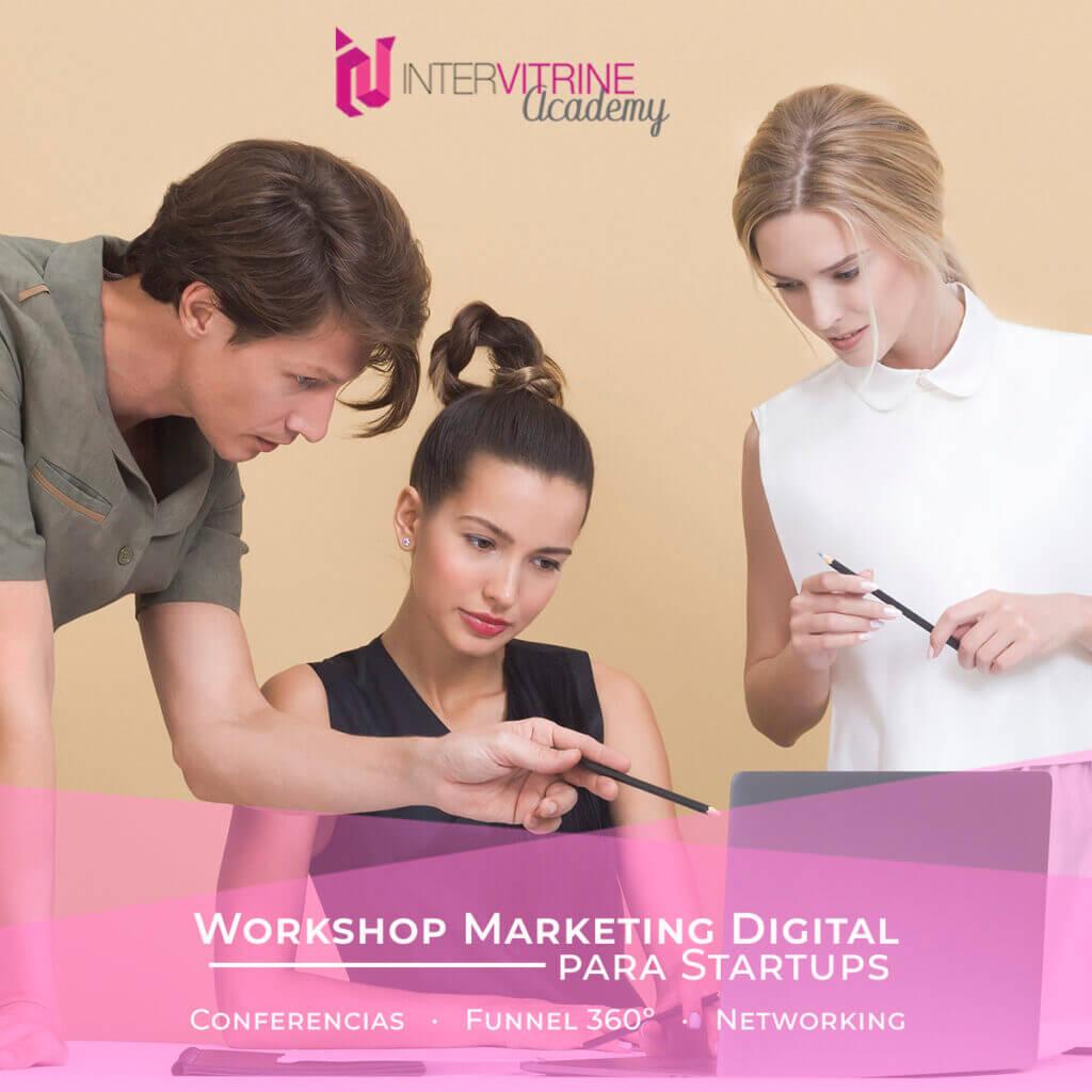 Workshop de Novedades en Marketing Digital para  Empresas De Nueva Creación Y StartUp en 2020 5