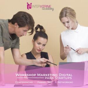 Workshop de Novedades en Marketing Digital para  Empresas De Nueva Creación Y StartUp en 2020